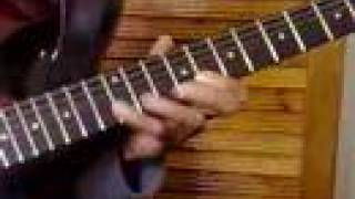 James Massi Guitar Exercise in [A minor]