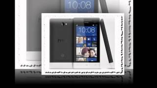 HTC Windows Phone 8S A620e Black White
