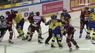 Hc Sparta Praha - Psg Berani Zlín 1:5 - Černoch/Gazda FÉROVKA ????