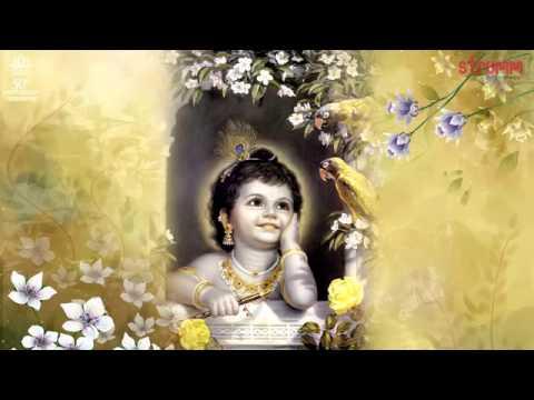 Vande Krishna Nandakumara (Krishna Bhajan)-By Kshitij [Shri Krishna Janmashtami Special] With Lyrics