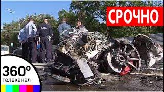 Полиция разыскивает виновника ДТП на Волоколамском шоссе