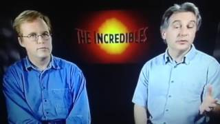 The Incredibles Introduction By Producer John Walker And Writer And Director Brad Bird