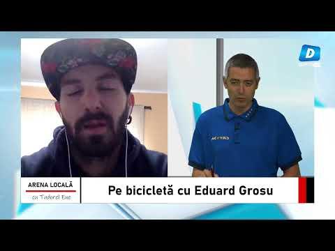 ARENA LOCALA - invitat Eduard Grosu