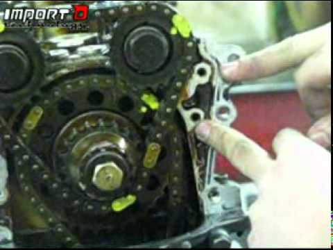 Part 1 - How to remove cylinder head from KA24DE 240sx S13 S14