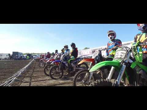 LEISURE LAKES MX | HD MOTOCROSS FOOTAGE | VALE MX APRIL 2017 | DJI OSMO