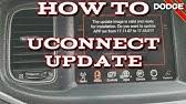 Uconnect reset factory restore hidden engineering secret