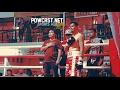 Drian Francisco vs Mateo Handig Highlights