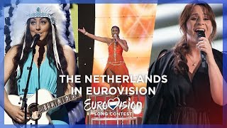 🇳🇱 The Netherlands in Eurovision - My Top 10 [2000 - 2018]