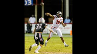 Taulia Tagovailoa highlights 2017 Thompson vs. Hillcrest