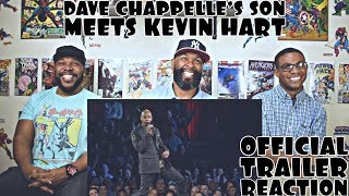 Dave Chappelle's Son Meets Kevin Hart Reaction