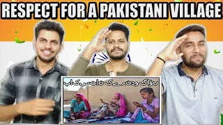 Indian Reaction on Pakistan ka Hindu Village Mithi | yeh puja ke wakt ajan ki awaj hoti hai kam