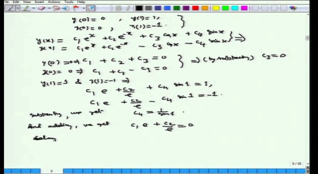 Mod-01 Lec-10 Calculus of Variations and Integral Equations