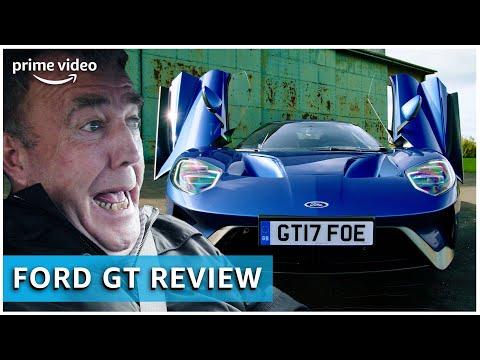 Jeremy Clarkson test de Ford GT | The Grand Tour | Amazon Prime Video NL