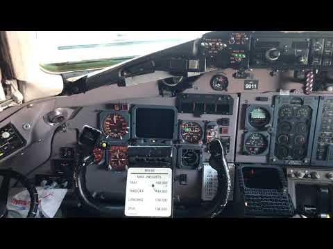 Delta Airlines MD-88 [N911DE] Cockpit