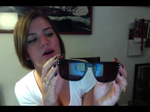 Review of Oakley Holbrook Sunglasses (Women) - YouTube 554f0e0d4