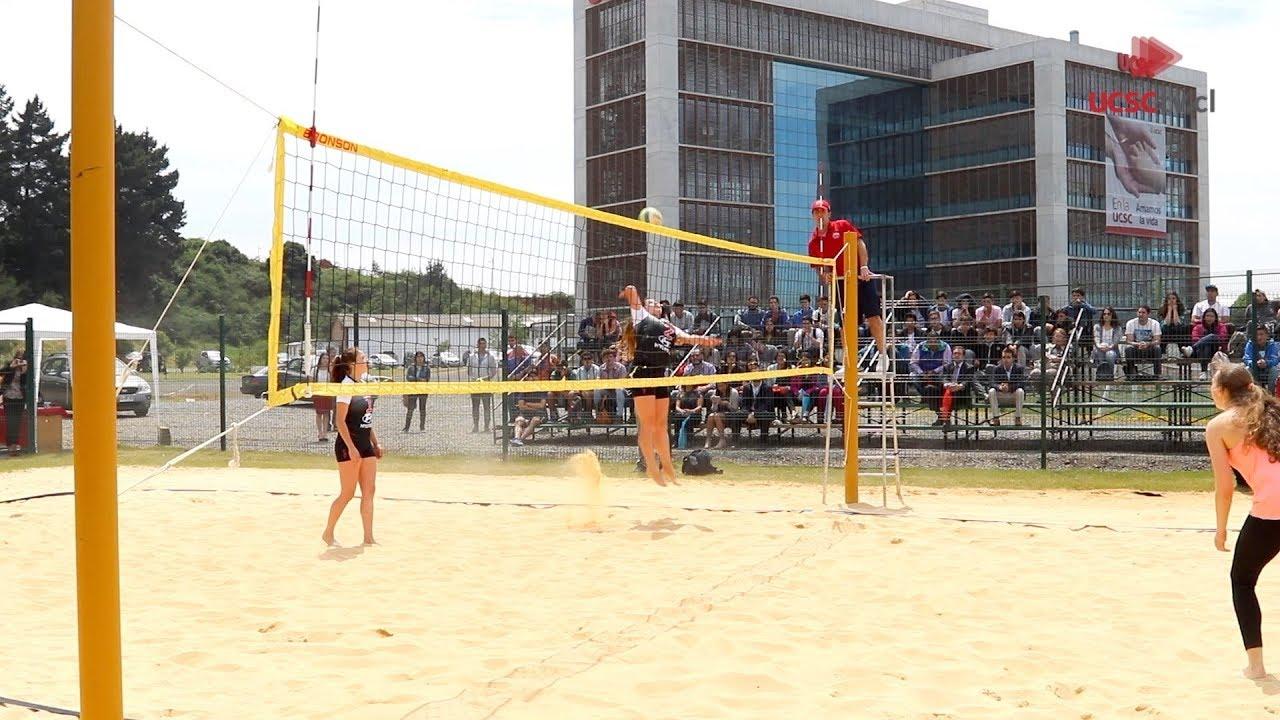 Medidas Campo Voley Playa. Medidas De La Cancha De Voleibol With ...