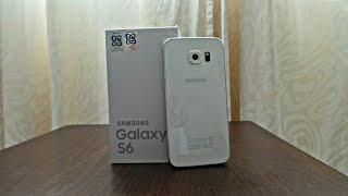 فتح صندوق : سامسونج جالكسي اس 6 / Samsung Galaxy S6