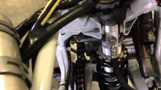1989 Honda NX650 Dominator Mono Shock Replacement Part II