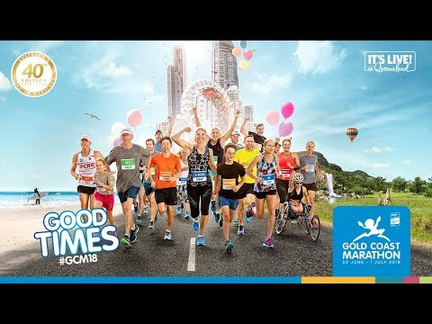 2018 Gold Coast Marathon - 30 June - 1 July 2018