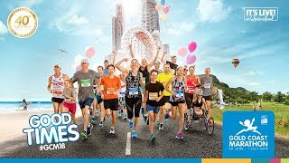 2018 Gold Coast Marathon | 30 June - 1 July 2018