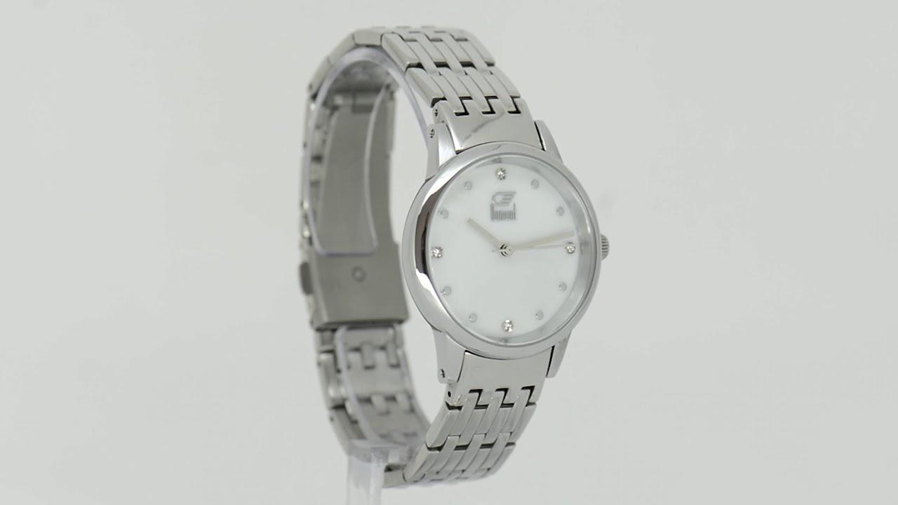 Relógio Dumont Feminino Slim DU2036LTW 3K - Eclock - YouTube 44090a93d3