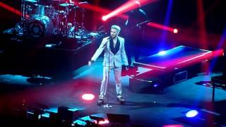 adam lambert   toh tour   london   another lonely night