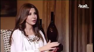 نانسي عجرم لصباح العربية: فشلت مع أحلام وراغب علامة