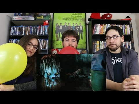 IT - Official Teaser Trailer Reaction / Review