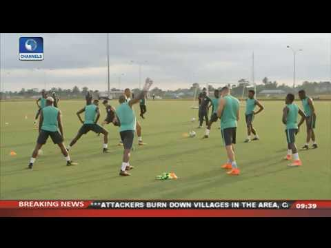 Nigeria And 2018 World Cup Preparation In Focus Pt.1 |Sports This Morning|