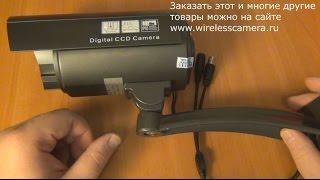 Беспроводная уличная камера видеонаблюдения(, 2015-11-20T02:32:31.000Z)