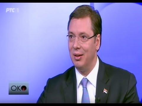 Aleksandar Vučić - Intervju na RTS-u (10.9.2015.)