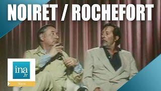 Philippe Noiret et Jean Rochefort