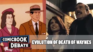 Evolution of Death of Waynes in All Media in 10 Minutes (2018)