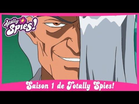 Épisode 1: On connaît la musique   Totally Spies! Français