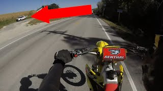 Angry & Crazy People Vs Dirtbikes