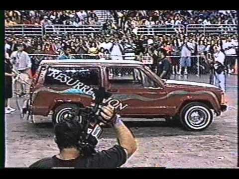 Lowrider Magazine Car Show Alamodome Circa 2000 Youtube