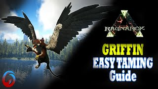 Griffin Taming - Quick and Easy - Ark: Survival Evolved