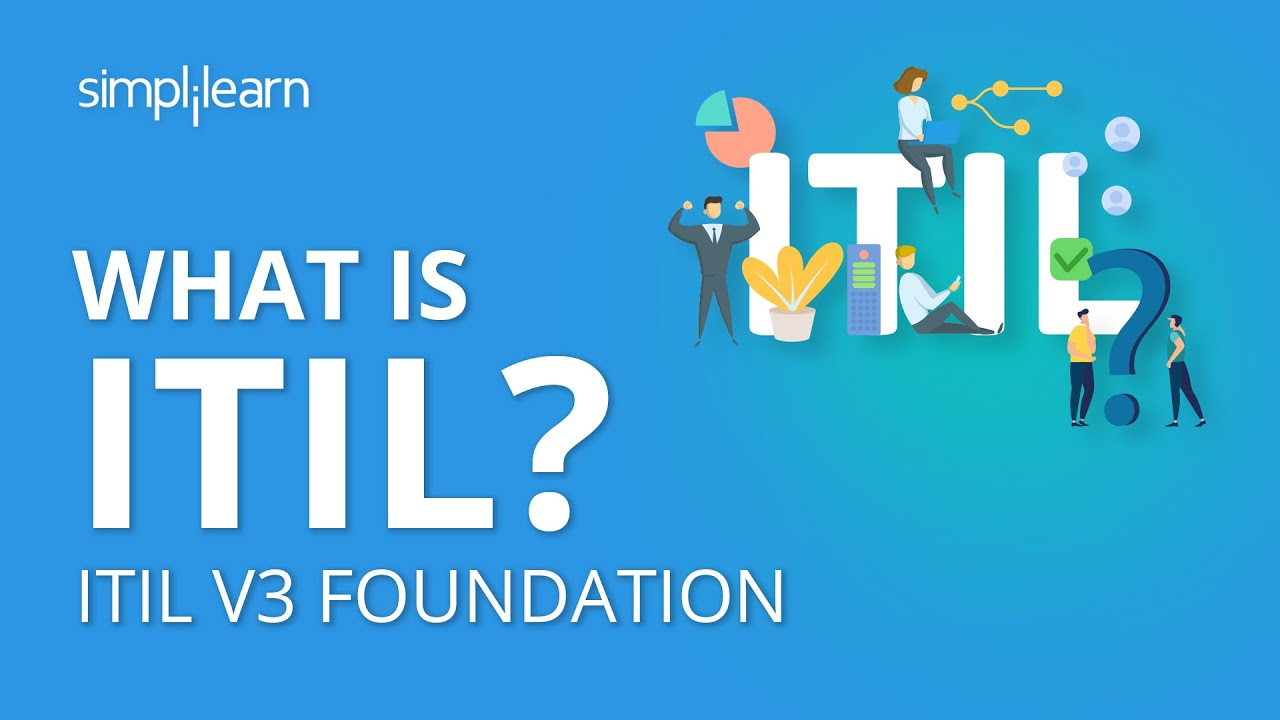 What is itil itil v3 foundation itil basics simplilearn what is itil itil v3 foundation itil basics simplilearn xflitez Choice Image