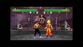 Johnny vs Goku