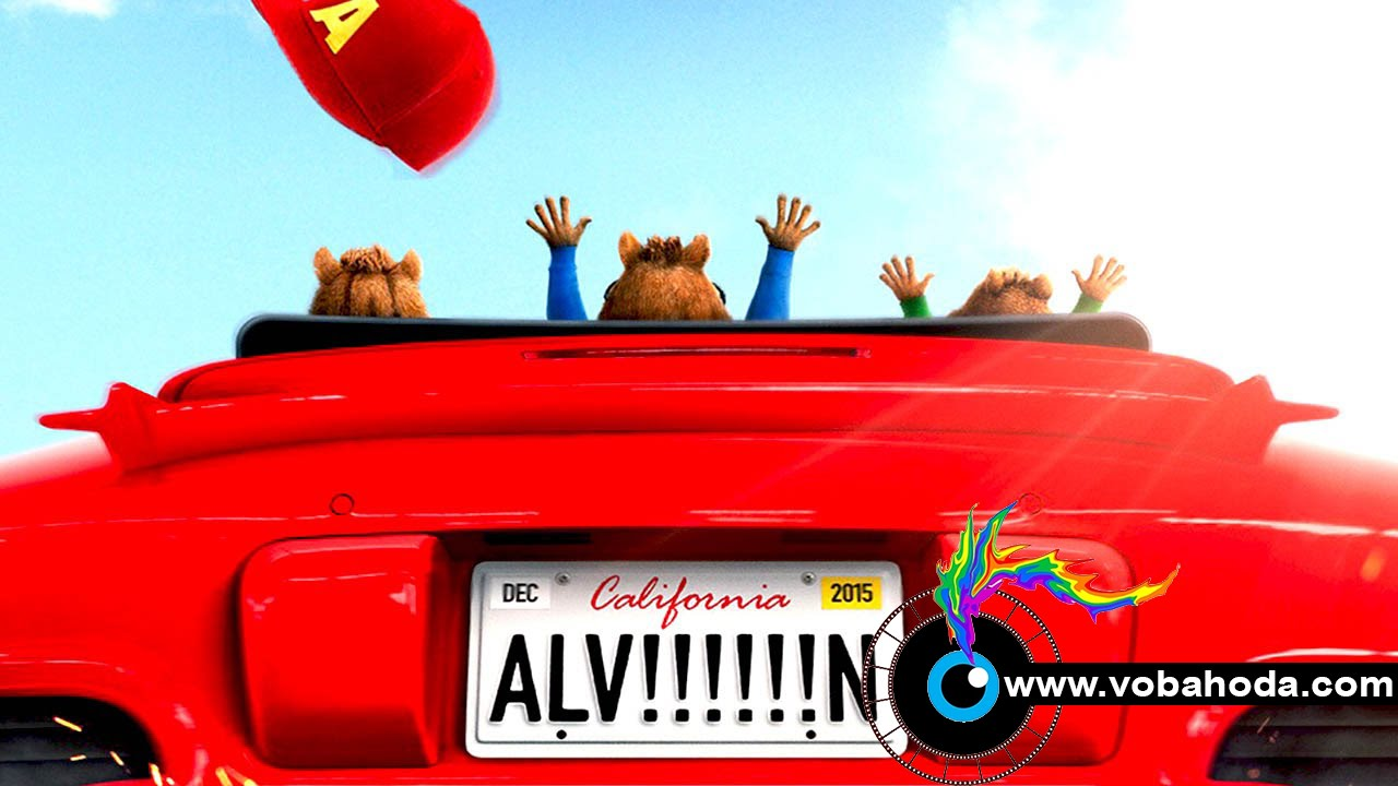Alvin And The Chipmunks- The Road Chip