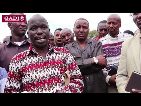Mkurugenzi amenasa ndani ya 18 za Rc Gambo,apewa makavu mbele ya wananchi.
