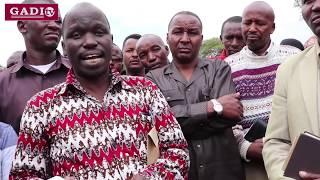 Mkurugenzi 'amenasa' ndani ya 18 za Rc Gambo,apewa makavu mbele ya wananchi.