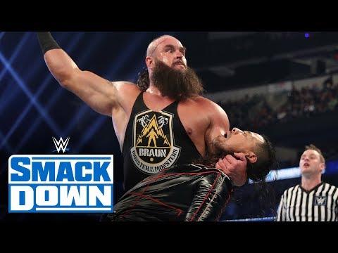 Braun Strowman & Elias vs. Shinsuke Nakamura & Cesaro: SmackDown, Jan. 24, 2020