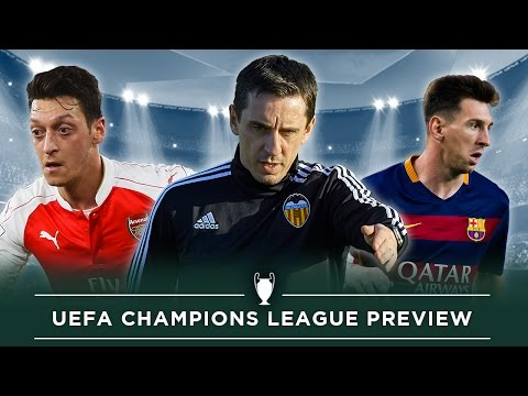 Can Arsenal Survive? | Champions League Previews