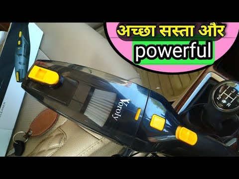Best Car vacuum cleaner from Voroly