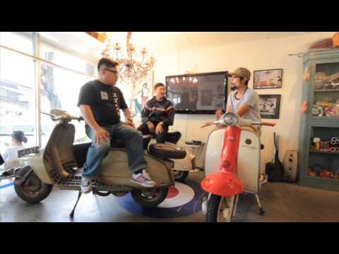 รายการ scooter rama ตอน Lambretta Thailand เบรก2