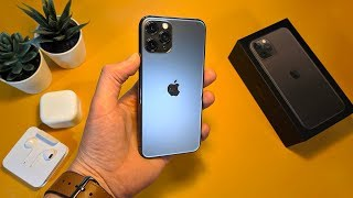 iPhone 11 Pro: Unboxing & Detailed Review!