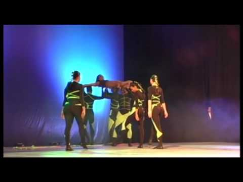 Salsorro 2007 - Shows - Salsa Dance Squad y Diana - La Haya - Madrid