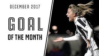 Juventus Goal Of The Month - December