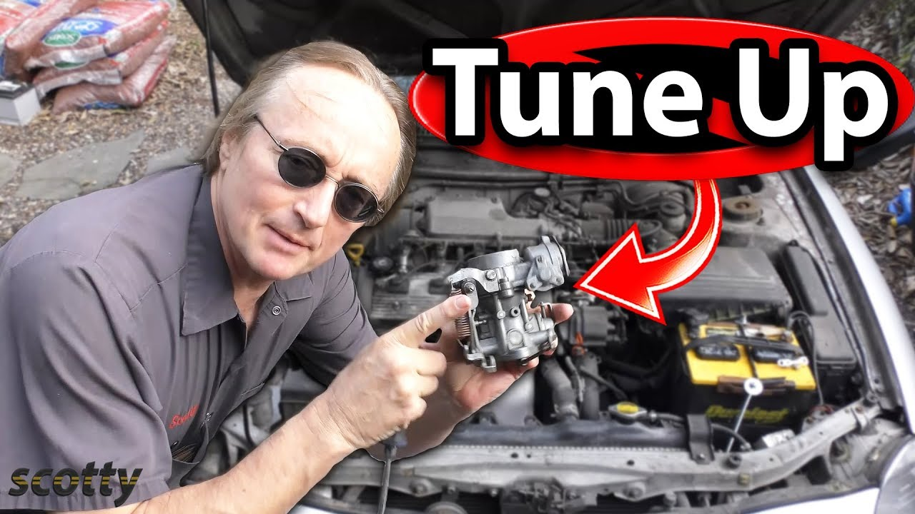 how to tell if car needs tune up